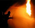 OYAK Bolu Çimento Fabrikası'nda yangın çıktı!