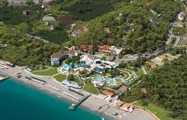 Kemer Naturland Eko Park ve Resort Otel 96.6 milyon TL'ye icradan satılıyor!