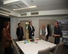 Yıldız Teknik Üniversitesi mimarlarından Altınok Öz'e ziyaret!