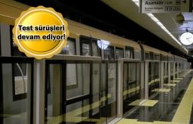 Yamanevler-Sancaktepe Metrosu Ağustos'ta açılacak!