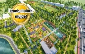 Arnavutköy Bolluca Millet Bahçesi için düğmeye basıldı!