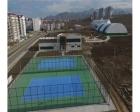 Ordu tenis kortları ve sosyal tesisleri Nisan'da açılacak!