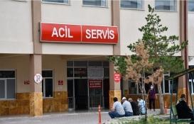 Sivas'ta inşaat kazası: 1 ölü!