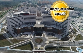 10 yeni şehir hastanesi geliyor!