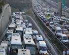 TT Arena trafiği, İstanbullu'nun yeni çilesi!