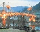 Batı Virginia'daki 83 yıllık köprü 6 saniyede sulara gömüldü!