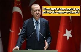 Cumhurbaşkanı Erdoğan: Dönüştürmemiz gereken 6,7 milyon konut var!
