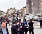 Malatya 'daki çürük raporlu bina 11 yıl sonra çöktü!