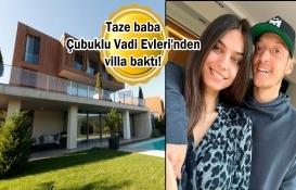 Mesut Özil eşi Amine Gülşe için 20 milyon liralık ev alacak!