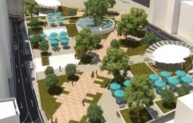 Trabzon Meydan Parkı 3. Etap ve Katlı Otopark Projesi ihaleye çıkıyor!