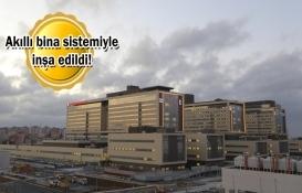 Başakşehir İkitelli Şehir Hastanesi'nin ilk etabı açıldı!