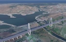Kanal İstanbul'un ilk köprüsünü hangi şirket yapacak?
