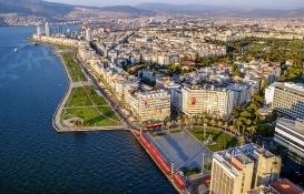 İzmir'de konut satışları
