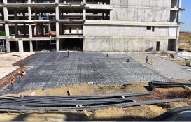 Tekirdağ'daki hizmet binası 2021 yılında tamamlanacak!