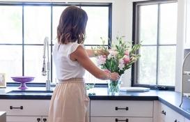 10 maddede banyo ve mutfaklarda küçük değişiklikler yapmanın yolları!