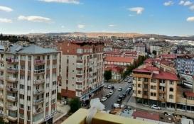 Sivas'ta Ocak ayında 642 konut satıldı!