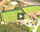 Beşiktaş Nevzat Demir Tesisleri'nin havadan videosu!