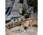 Bursa Gölcek Barajı'nda inşaat çalışmaları sürüyor!