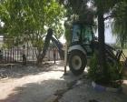 Çatalca İhsaniye'de yenileme çalışmaları başladı!