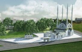 Ümraniye Büyük Cami için açılan beton alım ihalesi iptal edildi!