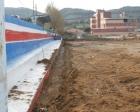 Balya'ya yeni futbol sahası yapılıyor!