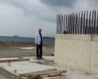 İskenderun Sahil Camii inşaatında son durum!