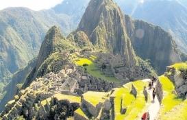 Peru'da tartışmalara neden olan inşaat!