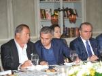 Jose Mourinho, Fatih Terim, Acun Ilıcalı ve Ömer Faruk Çelik aynı masada!