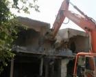 Şanlıurfa'da kaçak yapılar yıkılıyor!