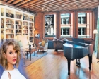 Taylor Swift'in New York'taki 20 milyon dolarlık evi!