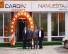 Cardin Mobilya, 15. mağazasını Saraybosna'da açtı!