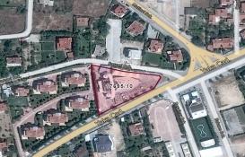 Konya Meram'da 14.3 milyon TL'ye icradan satılık arsa!