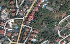 Tarabya'da 10.3 milyon TL'ye icradan satılık villa!