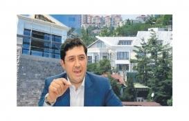 Murat Hazinedar'ın villasında kaçak yapılaşma iddiası!