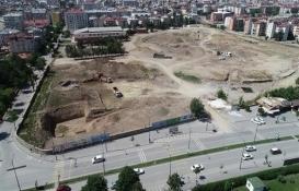 Anadolu'nun en büyük millet bahçesi Sivas'a yapılıyor!