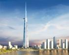 Dubai'deki bin metrelik gökdelenin 26'ncı katına gelindi!