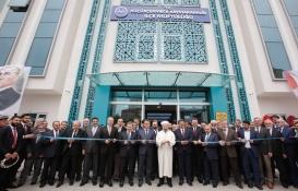 Küçükçekmece İlçe Müftülüğü İmam Buhari Külliyesi açıldı!
