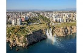 Antalya'da 45 milyon TL'ye satılık arsa!