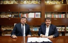 Esenler Belediyesi ve Giresun Belediyesi arasında kentsel dönüşüm sözleşmesi!