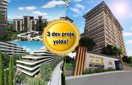 Zer Tuzla Marina, Zer Mecidiyeköy, Zer Levent projeleri geliyor!