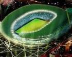Bursa Büyükşehir Belediyesi stadı hızla yükseliyor!