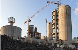 2019'da çimento sektörünün iç satışları yüzde 32 azaldı!