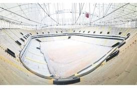 Adana'nın yeni stadı için geri sayım!