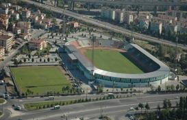 Kocaeli İsmetpaşa Stadı millet bahçesi oluyor!