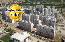 TOKİ'den Ankara Mamak'a 519 yeni konut!