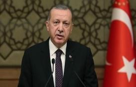 Cumhurbaşkanı Erdoğan'dan İdlib'de yaptıracağı 50 konut için AFAD'a bağış!