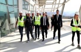 Hatay'ın 25 bin kişilik yeni stadyumu tamamlanıyor!