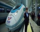 Ankara-İzmir yüksek hızlı tren projesinde çalışmalar sürüyor!