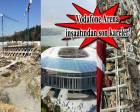 Beşiktaş Vodafone Arena Stadı yükseliyor! Şantiyeden 11 kare!