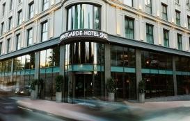 Avantgarde Collection 103 odalı otelini İstanbul'da hizmete açtı!